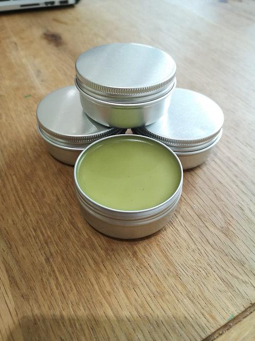 Healing herbal skin balm