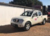 HRF Madagascar : Location véhicule utilitaire pick up à Madagascar, Antananarivo (Tana)