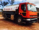 HRF Madagascar : Location camion citerne à ravitailleur à gasoil RENAULT Premium à Madagascar, Antananarivo (Tana)