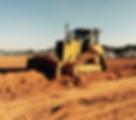 HRF Madagascar : Location bulldozer (bull) à Antananarivo, MADAGASCAR.