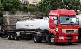 HRF Madagascar : Transport de conteneur (container) à Madagascar, Antananarivo (Tana)