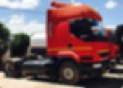 HRF Madagascar : Location camion tracteur RENAULT Premium à Madagascar, Antananarivo (Tana)