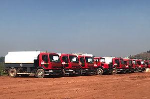 HRF MADAGASCAR : Location camion citerne à eau.
