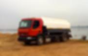 HRF Madagascar : Location camion citerne à eau - Transport d'eau potable à Antananarivo (Tana) , MADAGASCAR.