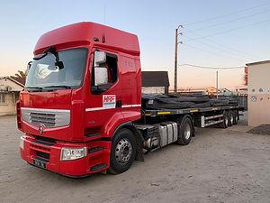 HRF Madagascar : Transport routier de marchandises à Madagascar, Antananarivo (Tana), Tamatave (Toamasina)