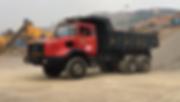 HRF Madagascar : Location camion benne carriéres à Madagascar, Antananarivo (Tana)