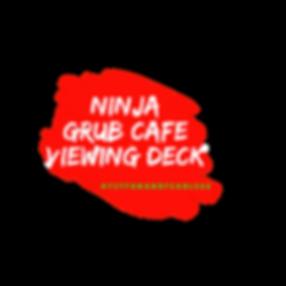 Cafe & Ninja Viewing Deck
