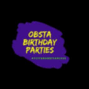 Obsta-Birthday Parties