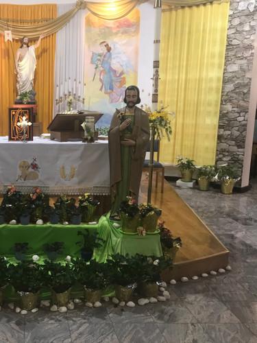 St. Simon Stock- St. Joseph Parish