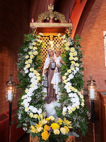 Feast of Our Lady of Mount Carmel 2019