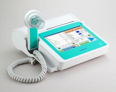 CHEST肺功能儀 HI-301 渦輪式(肺功能機,肺量計)
