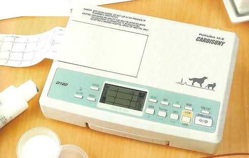 FME動物心電圖儀D120