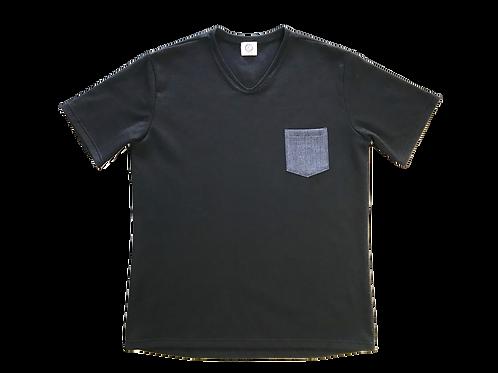 セクシーTシャツ半袖 ディマリアワッフル/メンズ