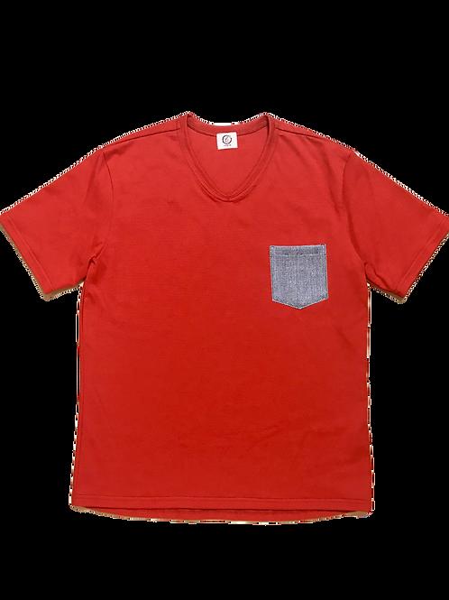 セクシーTシャツ半袖 アロフトカノコ/メンズ