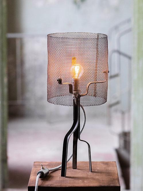 Mesh Barrrel Lamp No. 4-001