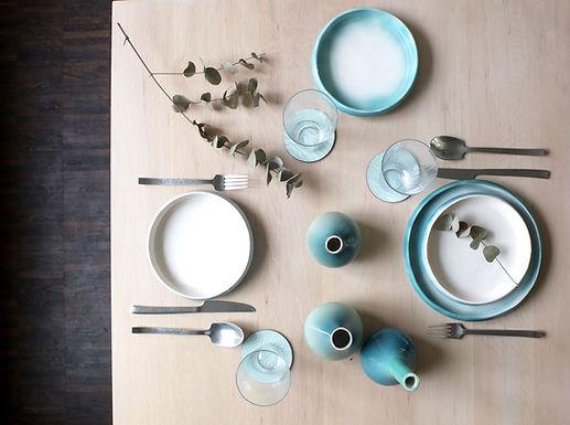 Plates by Lorena Miguel