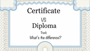 Diploma track vs. certificate track--Which seems best for your student?
