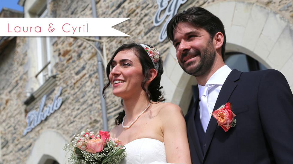 Mariage Laura & Cyril