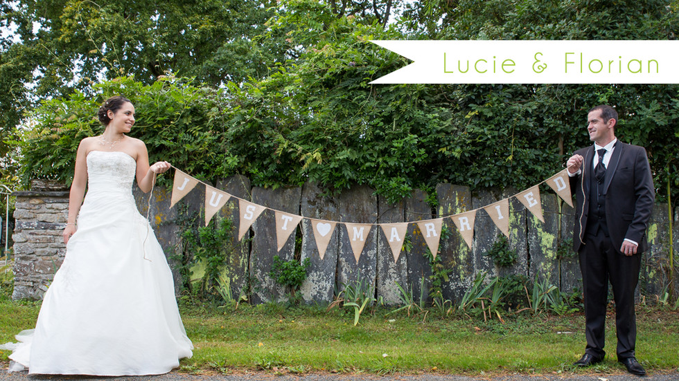 Mariage Lucie & Florian