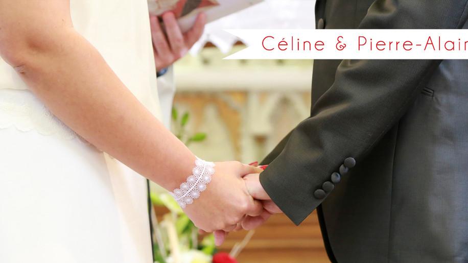 Mariage Céline & Pierre-Alain