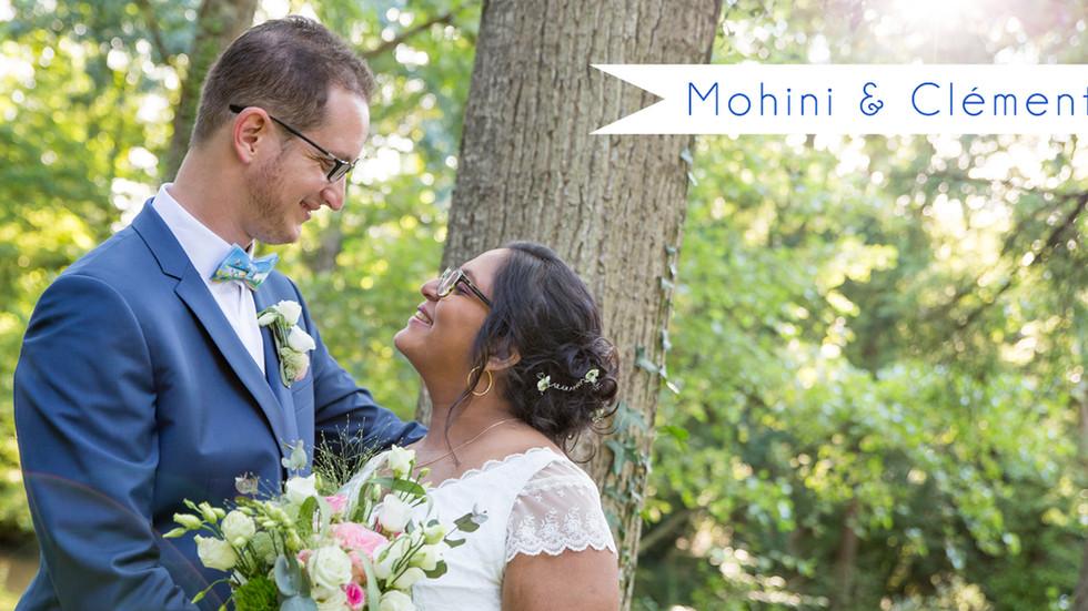 Mariage Mohini & Clément