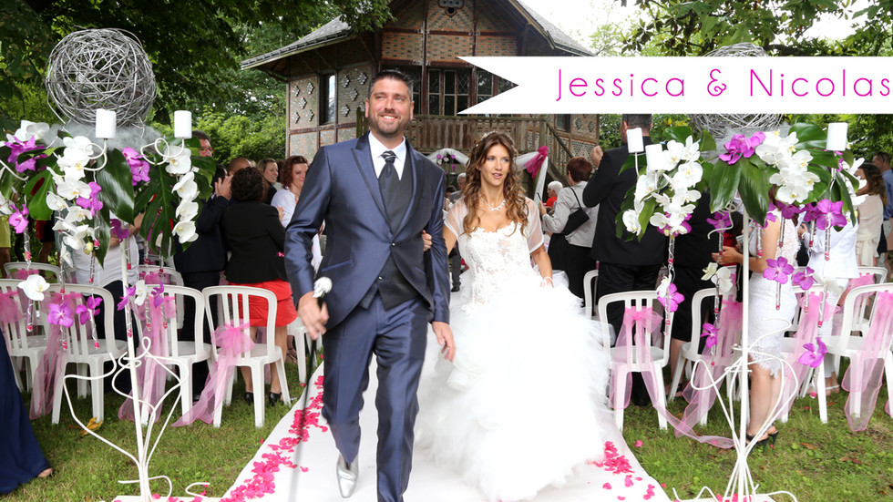 Mariage Jessica & Nicolas