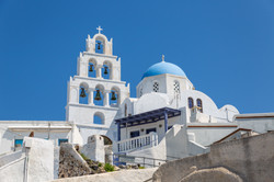 Pyrgos - Santorin