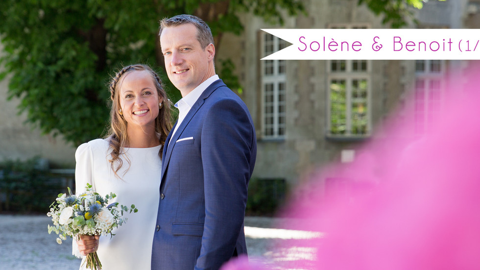 Mariage Solène et Benoit (1/3)