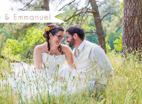 Mariage Claire & Emmanuel