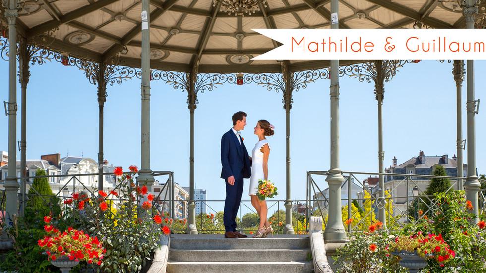 Mariage Mathilde et Guillaume