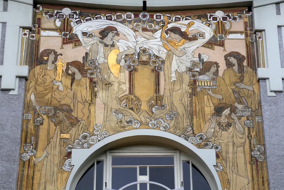 Escapade Art Nouveau à Bruxelles