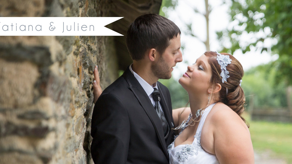 Mariage Tatiana & Julien
