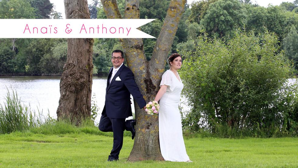 Mariage Anaïs & Anthony