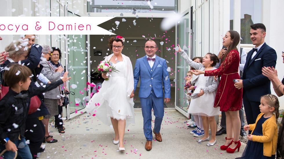 Mariage Jocya & Damien