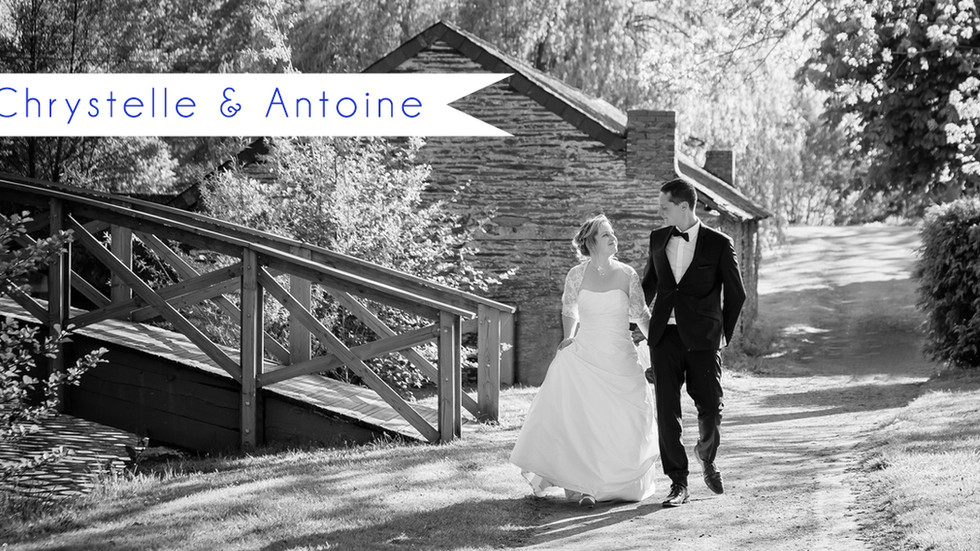 Mariage Chrystelle & Antoine