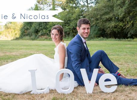 Mariage Mélanie & Nicolas