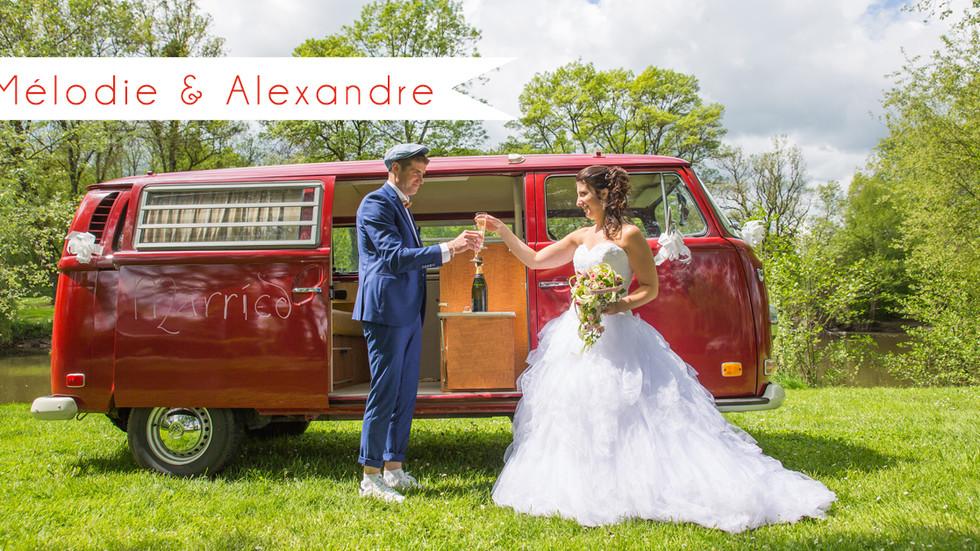 Mariage Mélodie & Alexandre
