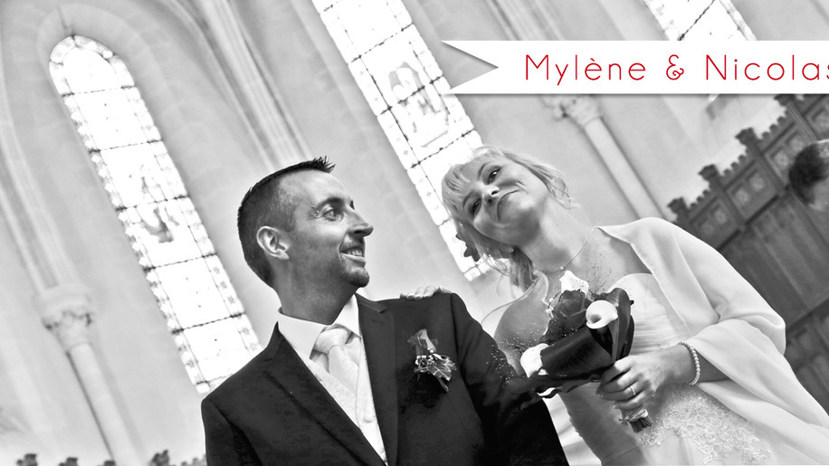 Mariage Mylène & Nicolas