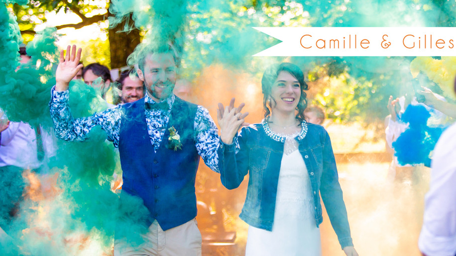 Mariage Camille & Gilles