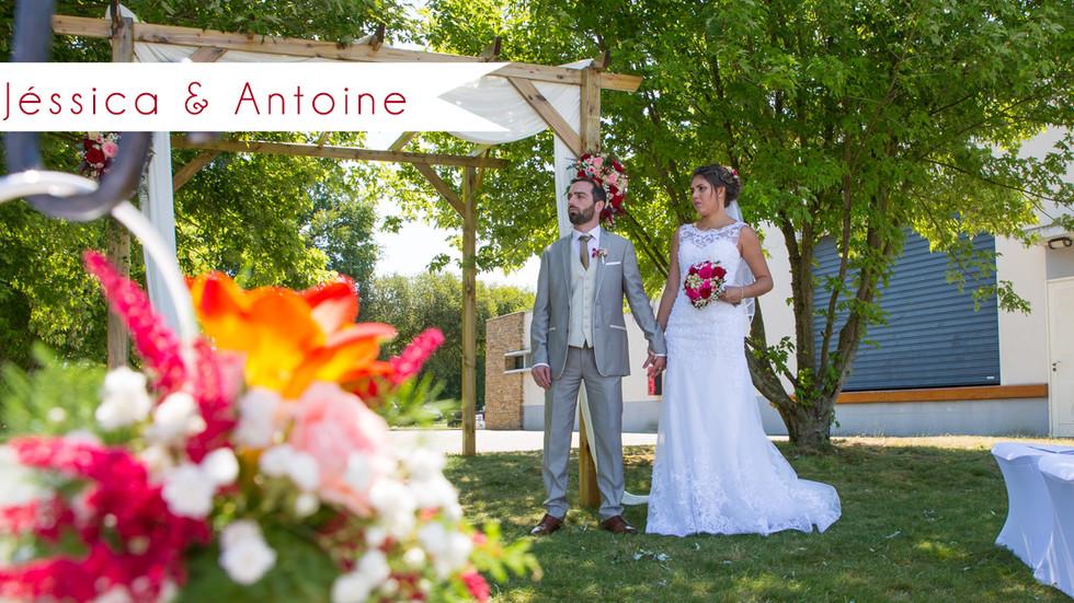 Mariage Jéssica & Antoine