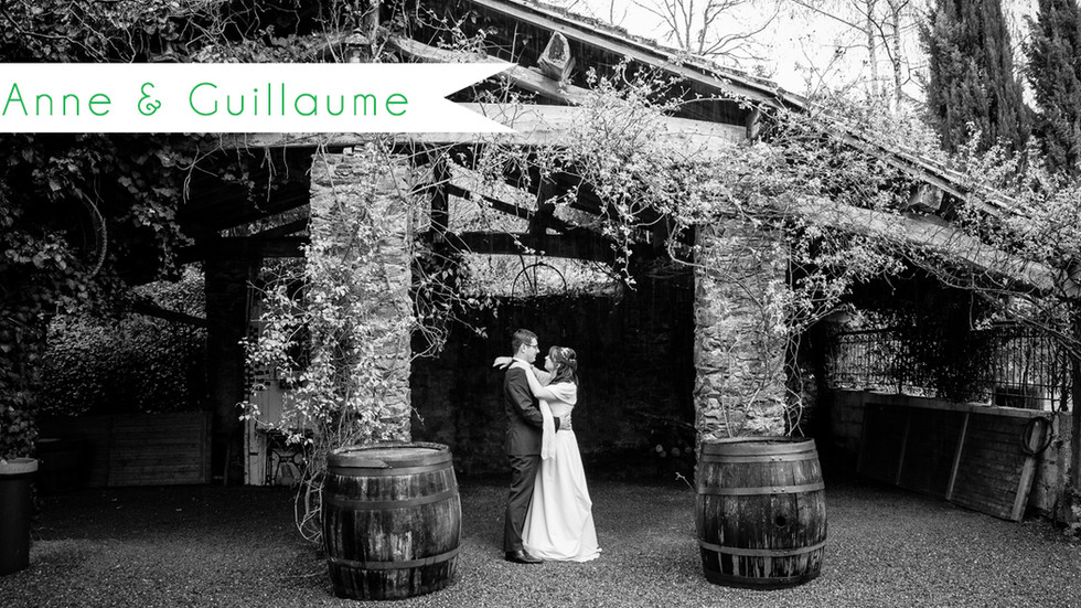 Mariage Anne & Guillaume