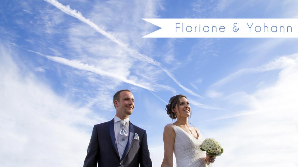 Mariage Floriane & Yohann