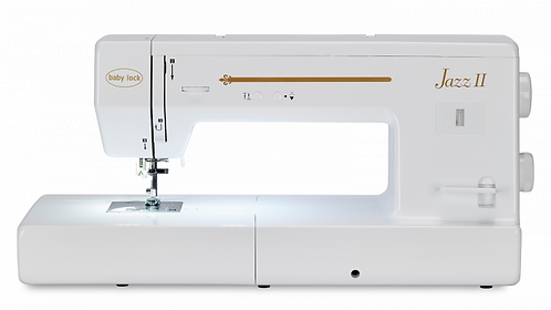 Baby Lock Jazz II Sewing and Quilting Machine