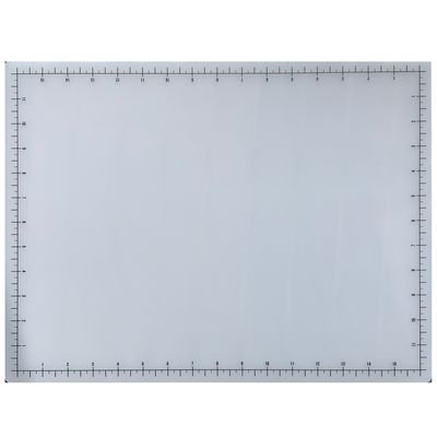 Nifty Notions Cutting Mat with Ruler Edge LG