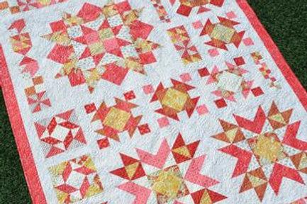 Ruby Jubilee Pattern by Amanda Murphy