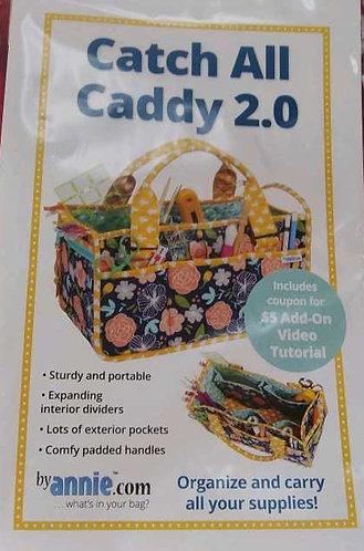 Catch All Caddy 2.0 By Annie Pattern