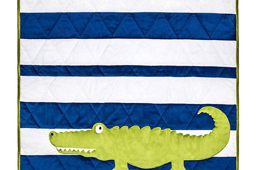 Shannon Cuddle Later Gator Quilt Kit