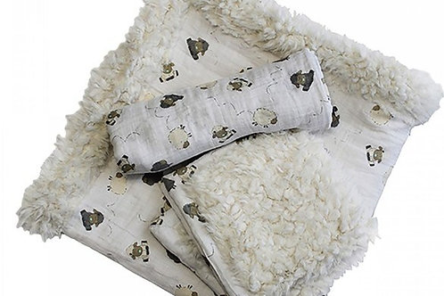 Shannon Fabrics Cream Puff Layette Kit