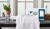 Husqrvarna Viking Designer Sapphire 85 Sewing & Embroidery Machine