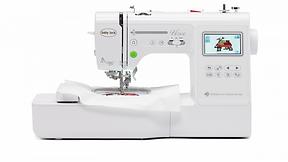 Baby lock Verve Embroidery Machine